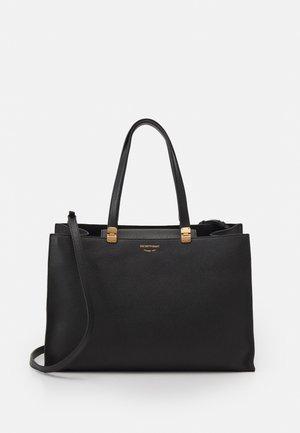 BECKY BAG - Tote bag - black