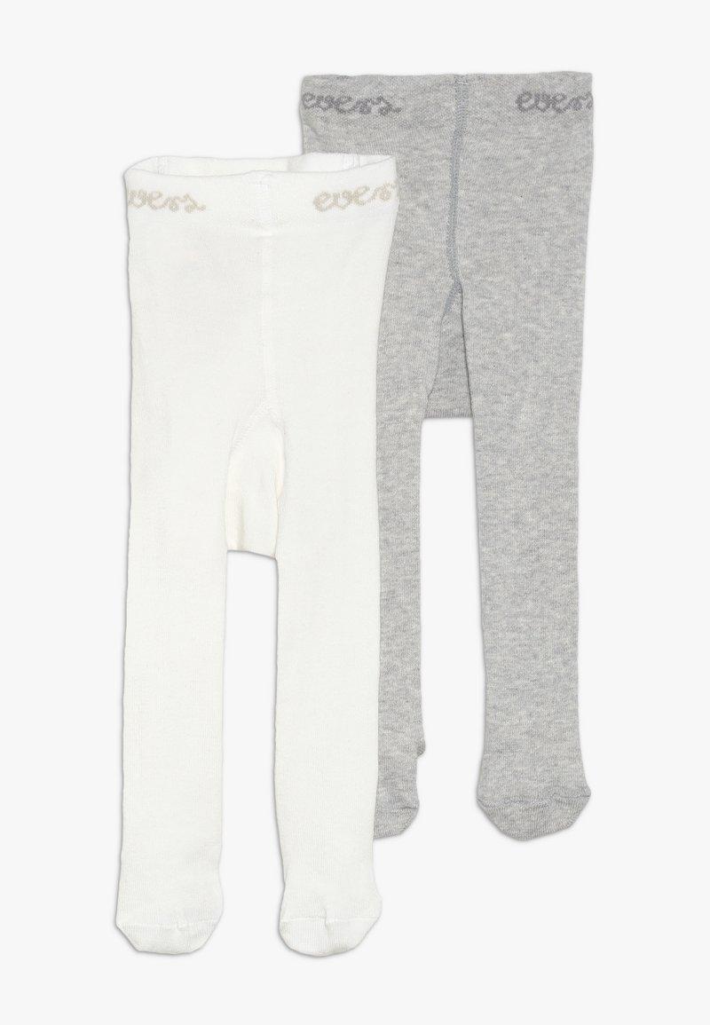 Ewers - 2 PACK - Panty - grau/latte