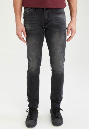 Slim fit jeans - anthracite