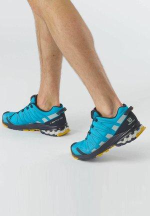 Trail running shoes - dunkelblau