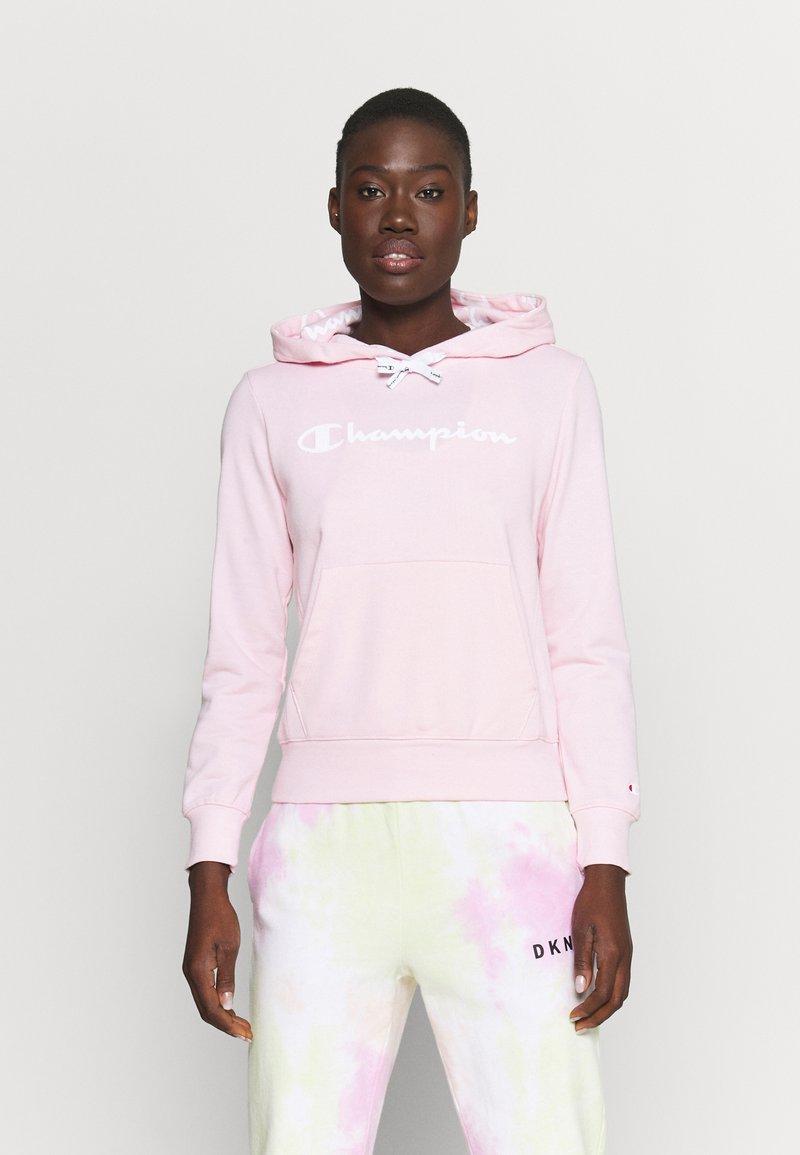 Champion - HOODED - Huppari - pink