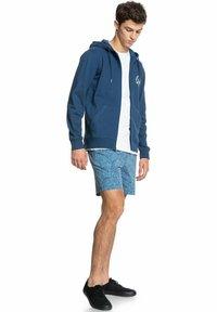 Quiksilver - Zip-up sweatshirt - sargasso sea - 1