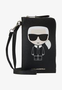 KARL LAGERFELD - Phone case - black - 2