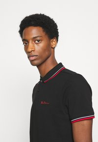 Ben Sherman - SIGNATURE - Polo shirt - black - 3
