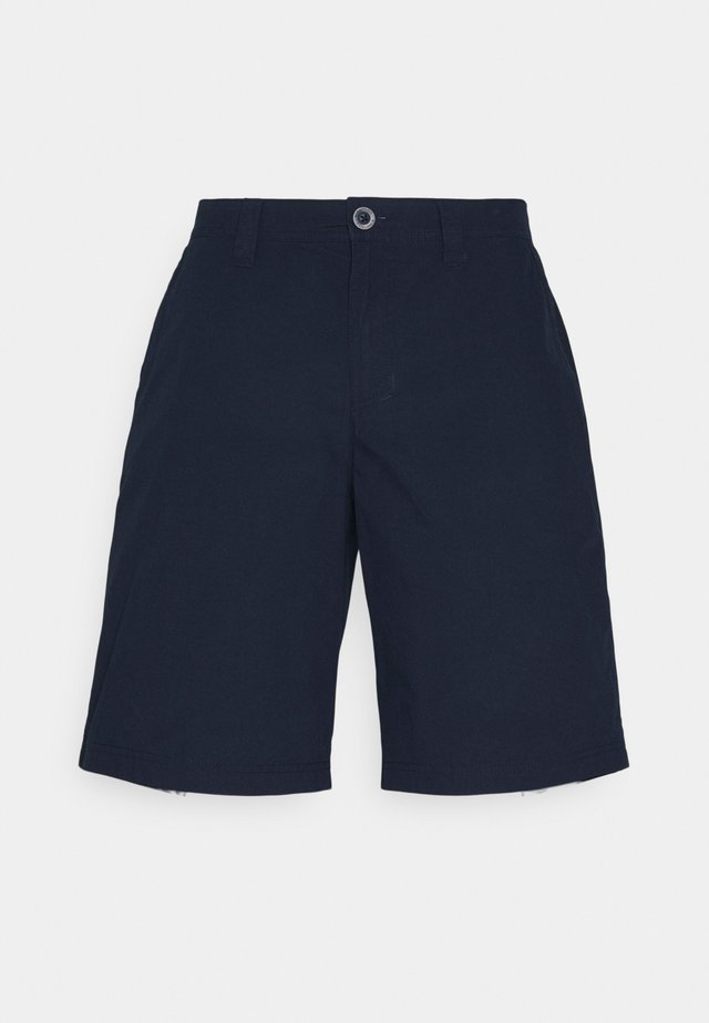WASHED OUT™ - Outdoor shorts - collegiate navy
