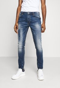 Kings Will Dream - ROMMIE - Slim fit jeans - indigo wash - 0