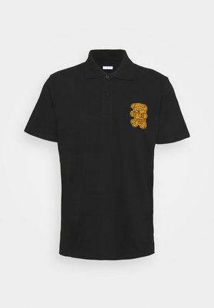 TEDDY - Polo shirt - noir