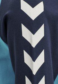 Hummel - Langarmshirt - scuba blue - 2