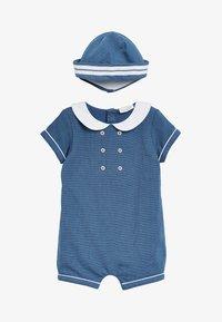 Next - SET - Jumpsuit - blue - 0