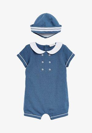 SET - Jumpsuit - blue
