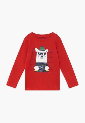 KIDS CHRISTMAS - Langærmede T-shirts - rot
