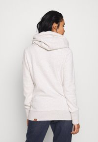 Ragwear - GRIPY BOLD - Hoodie - white - 2