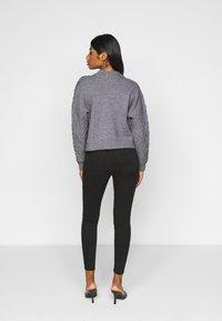 Fashion Union Petite - CABBIE - Jumper - grey - 2