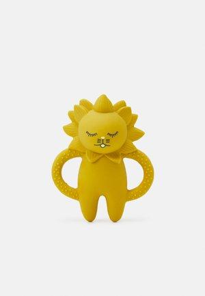 TEETH SOOTHER LION UNISEX - Teether - mustard
