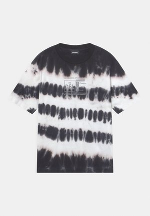 JUST OVER - T-shirts print - bianco