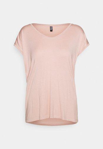 PCBILLO - Basic T-shirt - canyon rose