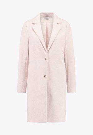 ONLCARRIE - Short coat - rose smoke/melange
