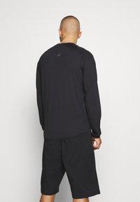 ION - TEE TRAZE - Langarmshirt - black - 2