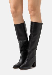 Kurt Geiger London - BURLINGTON STOV - Boots - black - 0