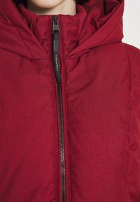 Ragwear - AMARI - Winter coat - wine red - 4