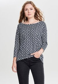 ONLY - ONLELCOS - Long sleeved top - grey - 0