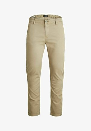 Pantalones chinos - white pepper