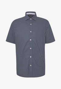 Marc O'Polo - SHORT SLEEVE - Shirt - dark blue - 4