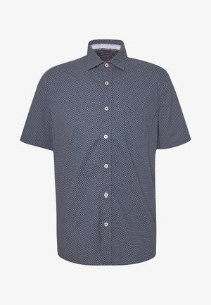 SHORT SLEEVE - Shirt - dark blue