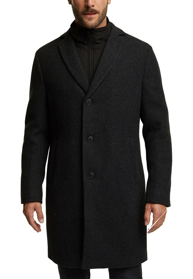 COAT 2IN1 - Frakker / klassisk frakker - anthracite