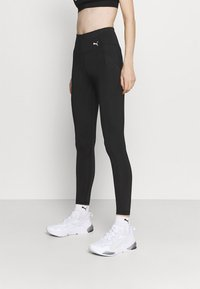 Puma - FAVORITE FOREVER HIGH WAIST 7/8 - Leggings - black - 0