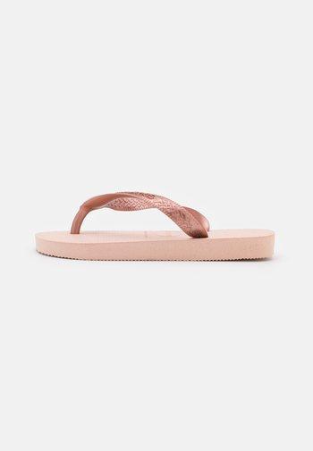TOP TIRAS   - Sandály s odděleným palcem - ballet rose