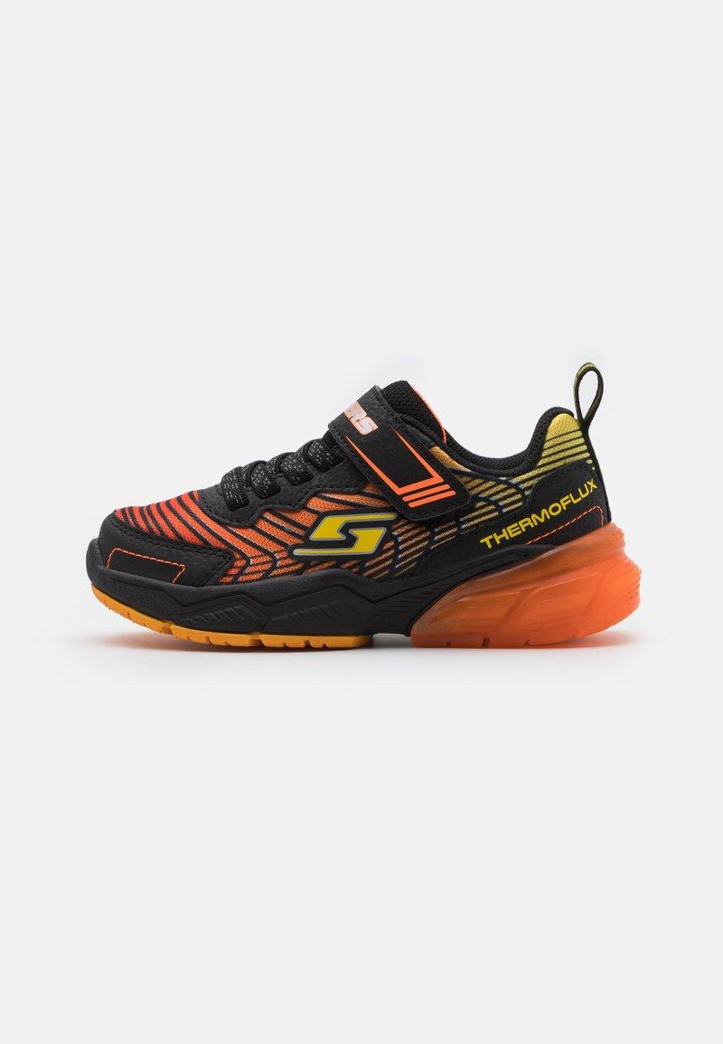 Skechers - THERMOFLUX 2.0 - Trainers - orange/yellow/black