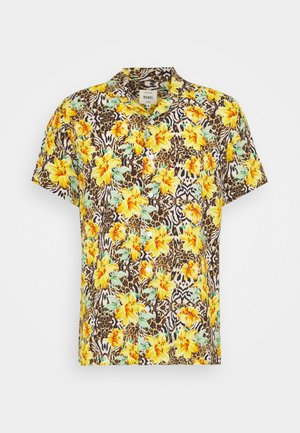 LUKE  - Shirt - yellow
