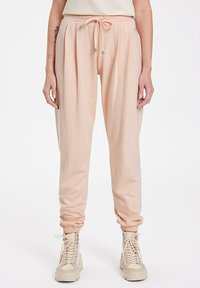 WESTMARK LONDON - Tracksuit bottoms - peachy keen - 0