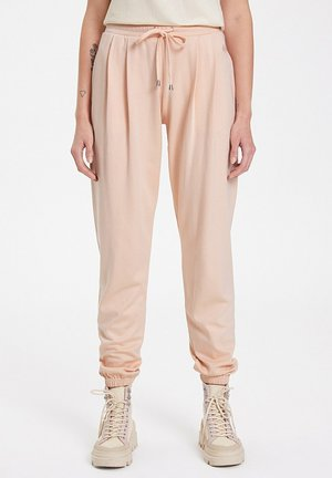 Tracksuit bottoms - peachy keen