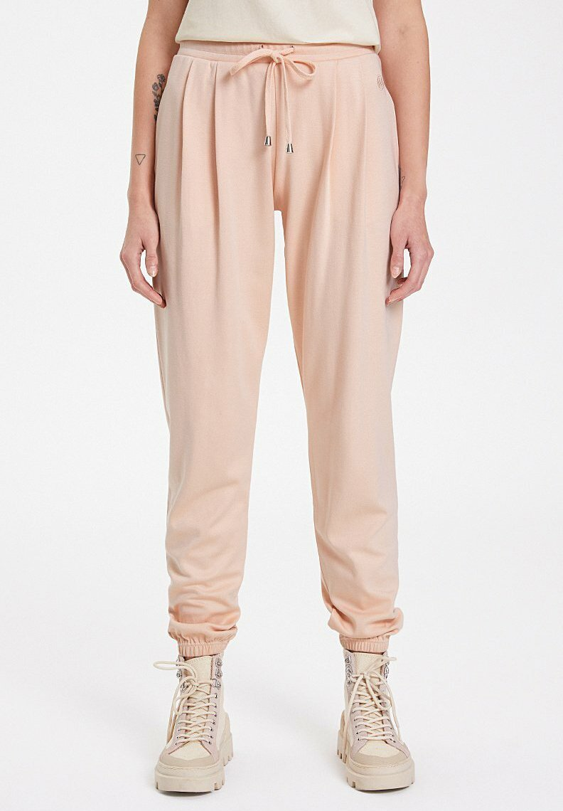 WESTMARK LONDON - Tracksuit bottoms - peachy keen