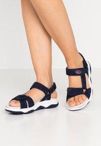 Gabor Comfort - Sandaler - blue - 0