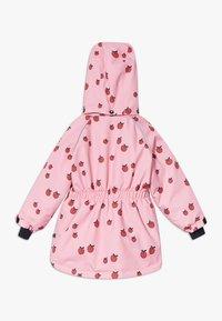 Småfolk - WINTER GIRL APPLE - Winter jacket - sea pink - 1