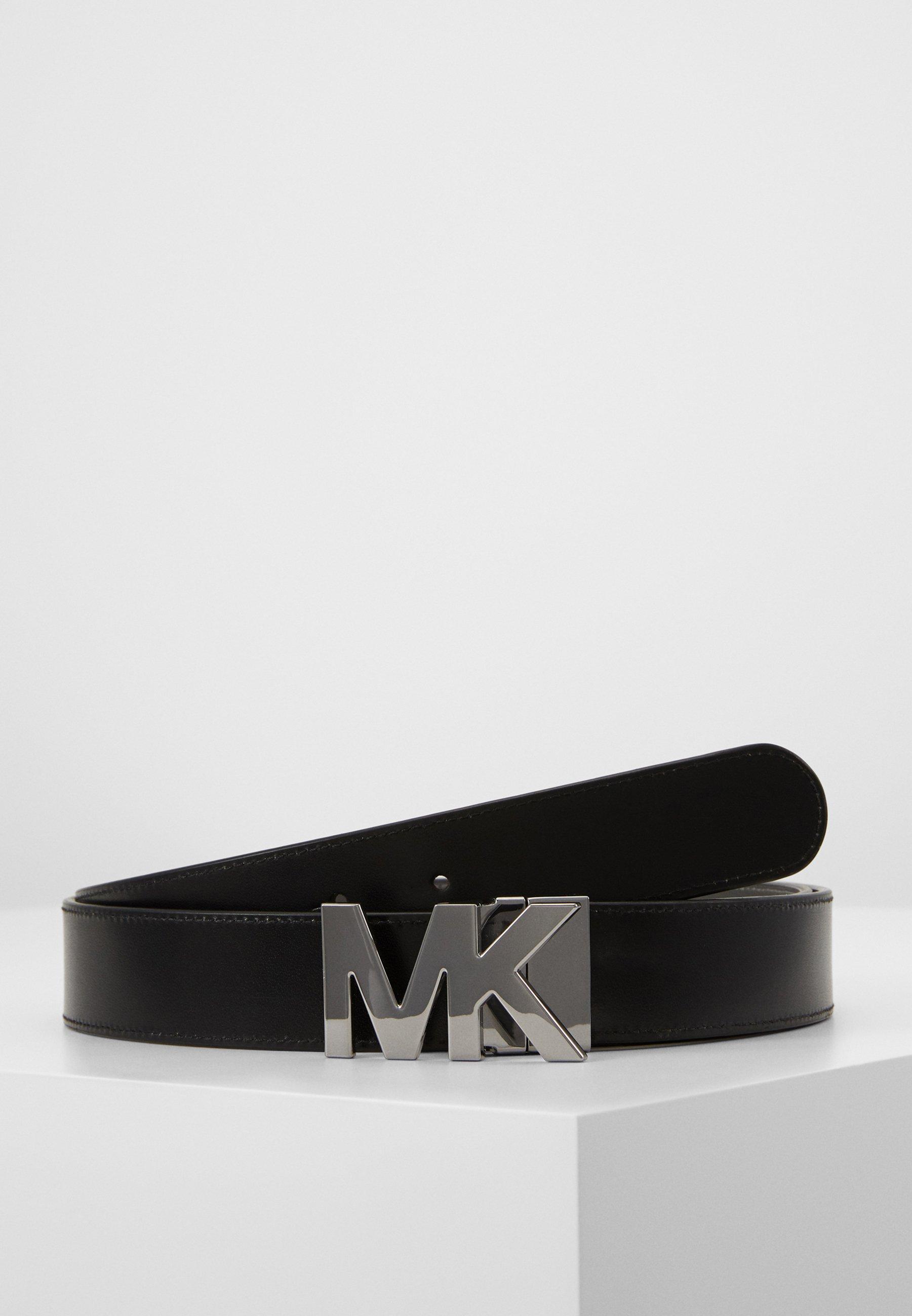 Michael Kors BUCKLE BELT - Ceinture - black/noir - ZALANDO.FR