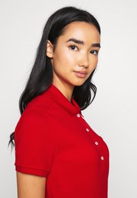 Lacoste - DRESS - Day dress - red - 3