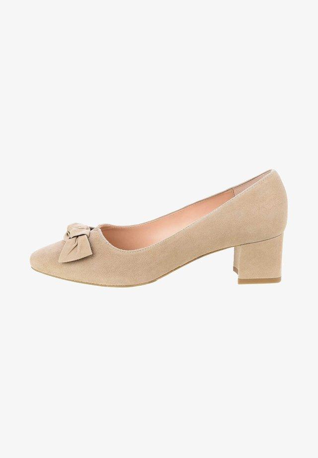 NEONELI - Classic heels - beige