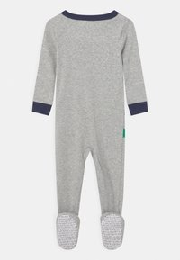 Carter's - GATOR - Sleep suit - mottled grey/green - 1