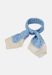 Marimekko - TYRSKY PIKKUINEN UNIKKO SCARF - Chusta - light blue/beige/white - 0