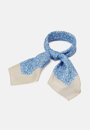 TYRSKY PIKKUINEN UNIKKO SCARF - Foulard - light blue/beige/white
