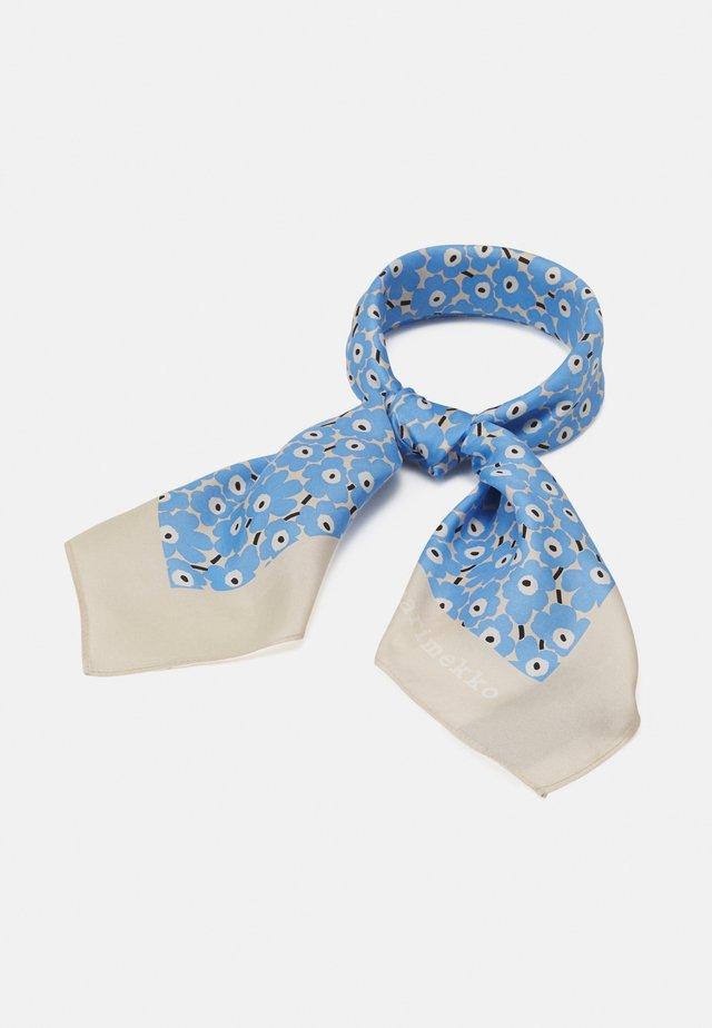 TYRSKY PIKKUINEN UNIKKO SCARF - Tørklæde / Halstørklæder - light blue/beige/white