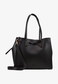 Seidenfelt - TONDER - Shopping bag - black - 1