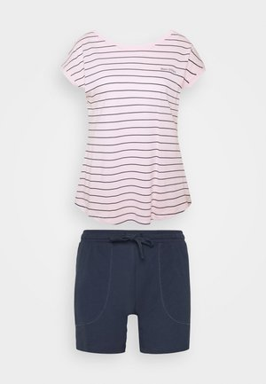 LOUNGESET CREW NECK - Pyjama set - rosa