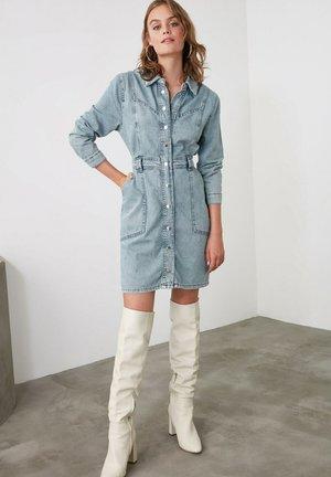 Robe en jean - blue