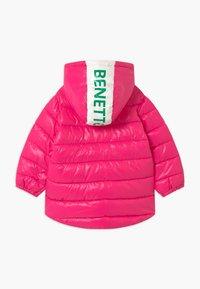Benetton - Winterjas - pink - 1