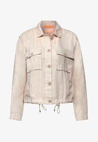 Street One - Summer jacket - braun - 4